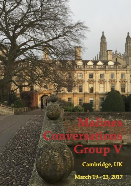 2017: Cambridge